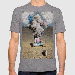 The Apocalypse Inside of An Orange T-shirt