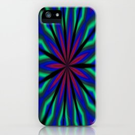 Mystical Hallucinations iPhone Case