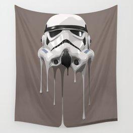 Stormtrooper Melting Wall Tapestry