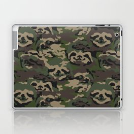 Sloth Camouflage Laptop & iPad Skin
