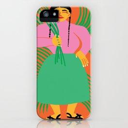 mamita luisa iPhone Case