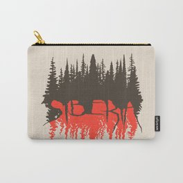 Dark Siberia Carry-All Pouch