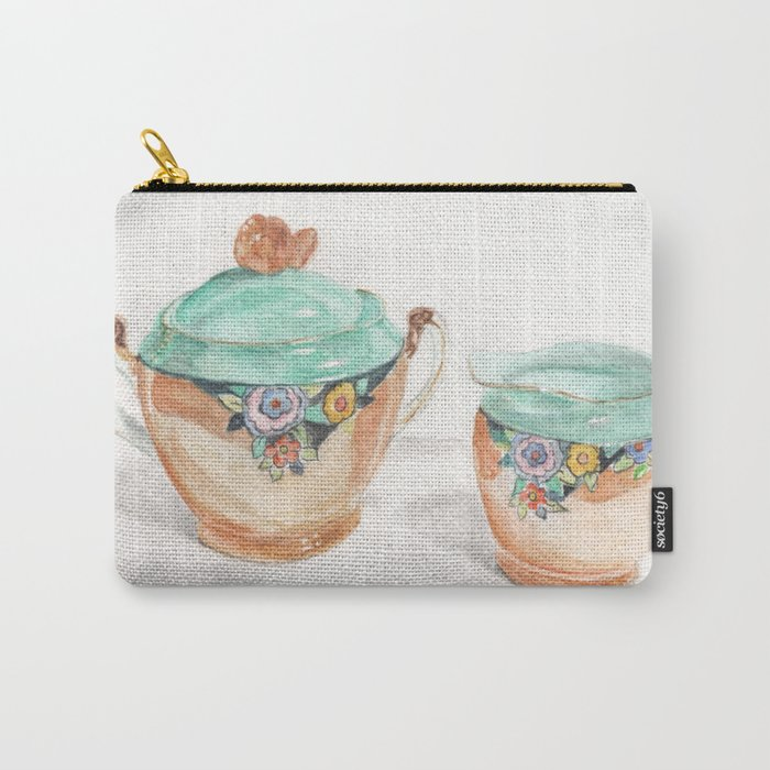 Sugar and Creamer Carry-All Pouch