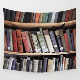 Shelf life Wall Tapestry