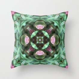 The Four Sons Throw Pillow