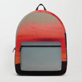 urban sunset Backpack