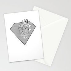 Super Heart Stationery Cards