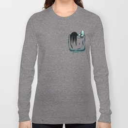 Pocket Samara Long Sleeve T-shirt