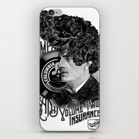 rockabilly iPhone & iPod Skins featuring Rockabilly by DIVIDUS