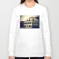 history Long Sleeve T-shirts featuring Toy History by AJ Calhoun