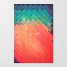pwwr thyng Canvas Print