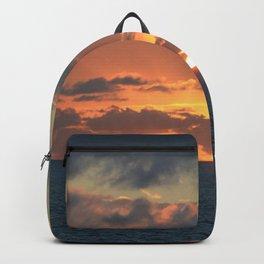 Heavenly Sunset Backpack