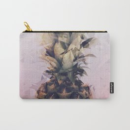 Defragmented Pineapple Carry-All Pouch