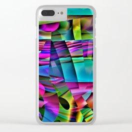 K A T A L O X I C Clear iPhone Case