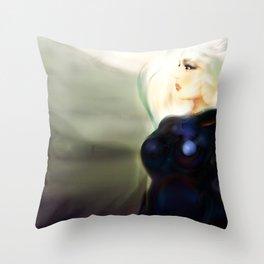 Art 1 Throw Pillow