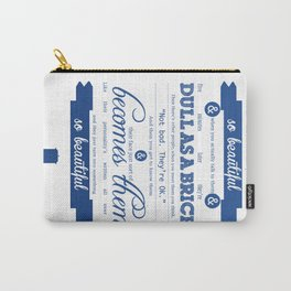 Doctor Who Valentine Carry-All Pouch
