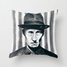 Burroughs Throw Pillow