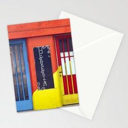 Blacksmith's Workshop, La Boca, Buenos Aires Stationery Cards