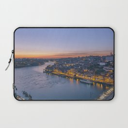 The view from Serra do Pilar - Porto and Gaia Laptop Sleeve