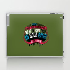 Koch In Your Pants Laptop & iPad Skin