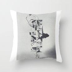 Diamond Dancer Throw Pillow