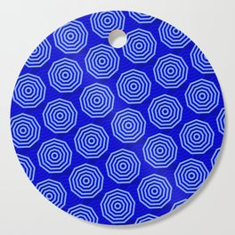 Op Art 182 Cutting Board