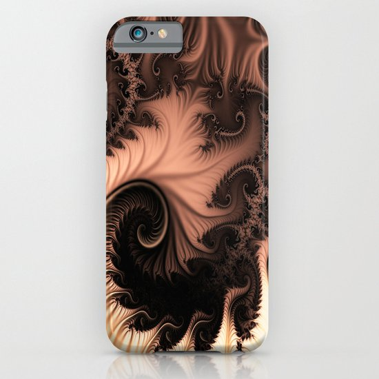 Coffee and cream iPhone & iPod Case