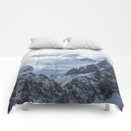 Mountains 14 Comforters