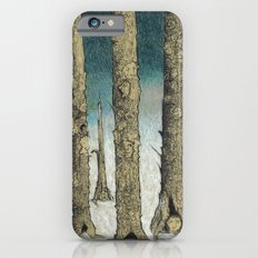 Snowy Woods Slim Case iPhone 6s