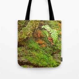 Moss Hysteria Tote Bag