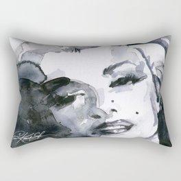Goddess No. 1 Rectangular Pillow
