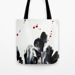 Blood and Tears Tote Bag