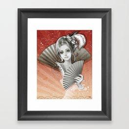 My Antoinette Framed Art Print