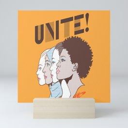 UNITE! Mini Art Print