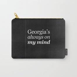 Georgia's always on my mind Carry-All Pouch
