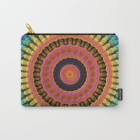 Mandala to the Max Carry-All Pouch
