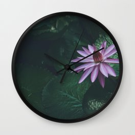 Flower Photography by Vivek Doshi Wall Clock