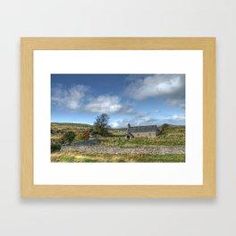 Llangelynin Parish Framed Art Print