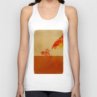 avatar the last airbender Tank Tops featuring Avatar Roku by daniel