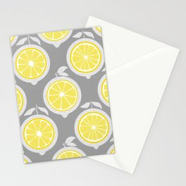 Lemon Mod Stationery Cards