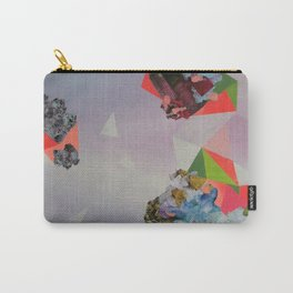 Mineral Fracture Carry-All Pouch