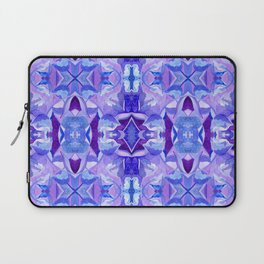Matters of the Heart Floral Laptop Sleeve