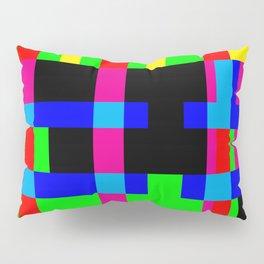 Hangover Helper Abstract Pillow Sham