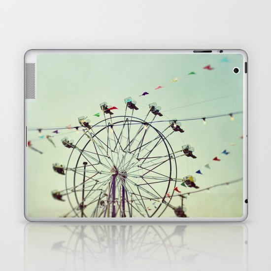 festival days Laptop & iPad Skin
