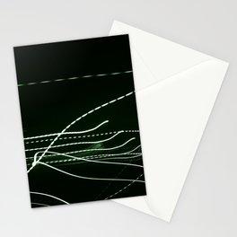 Light Trails 1 Stationery Cards