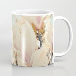 Magnolia and Cream Coffee Mug