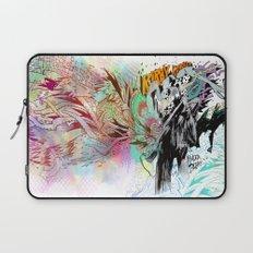 Kirby Krackle MUTATE, BABY! Album Cover (Wraparound Art) Laptop Sleeve