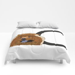 C is for Chow Chow Comforters