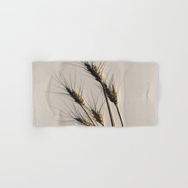 prairie wheat Hand & Bath Towel