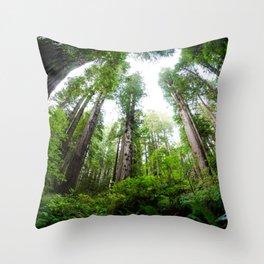 Jurassic Park Throw Pillow
